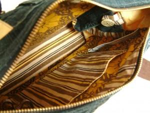 Blick in die Tasche