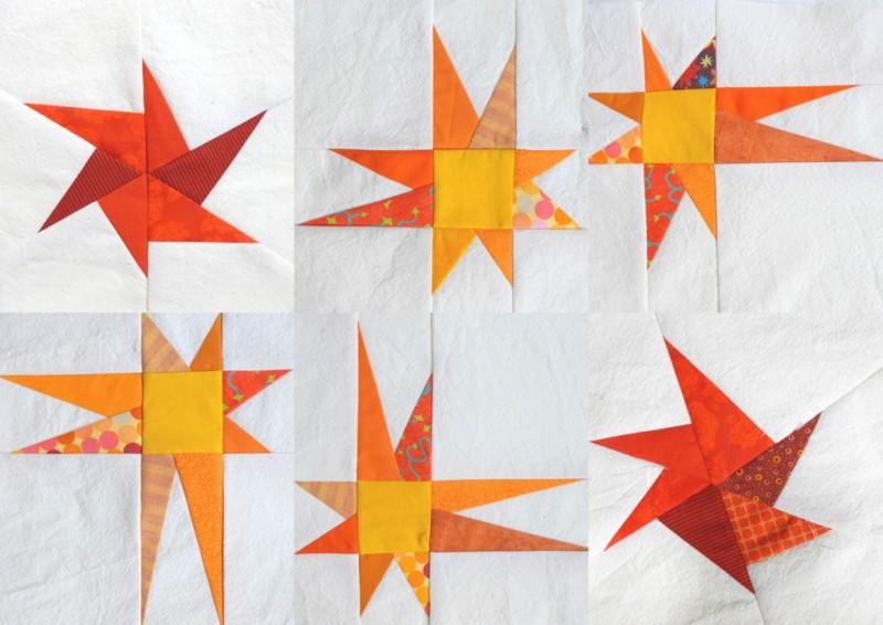 Sterne kleiner