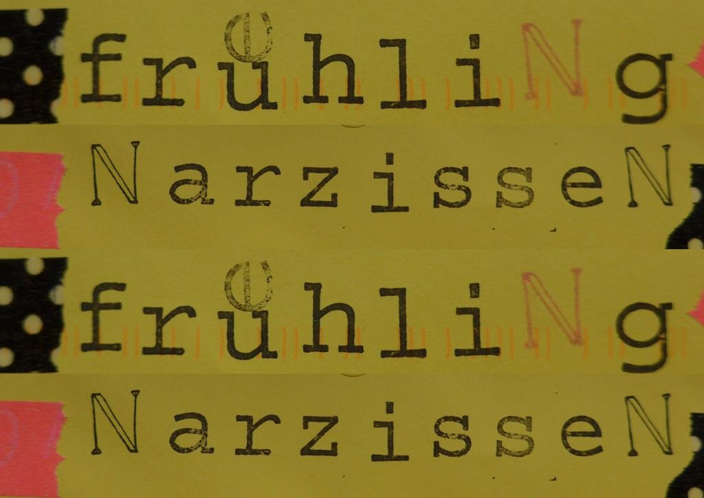 Frühingskarte N 1